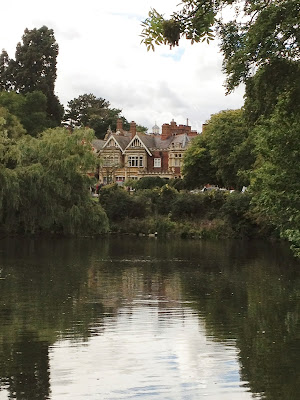 Churchilliana and Bletchley Park
