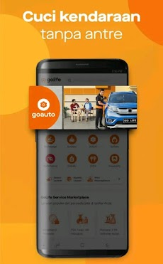 Tarif Go Auto Malang Layanan Cuci Mobil dan Motor Panggilan