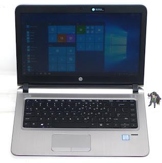 Laptop HP ProBook 440 G3 Core i5 Second di Malang