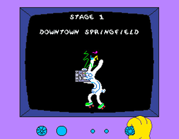The Simpons Arcade Game 8