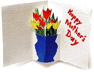 Craft: Pop-Up Bouquet Card