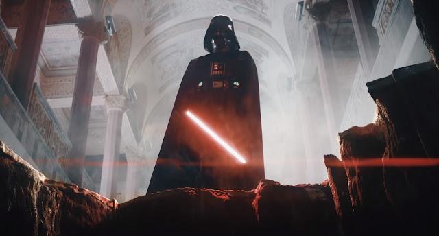 La meilleure Fan Fiction Star Wars de tous les temps !