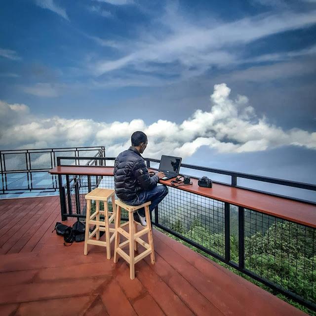 Coffee Corner Awang Awang Sky View Magelang