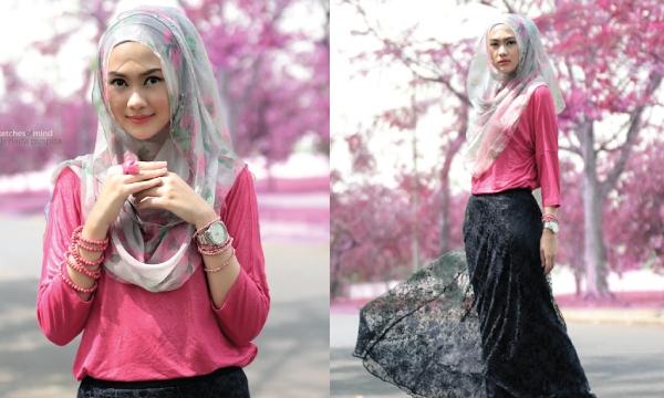 Tips Memilih Gaya Hijab Sesuai Kepribadian Untuk Hijabers Pemula