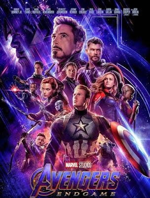 Avengers Endgame 2019 Dual Audio Hindi 720p DVDRip 1.1GB