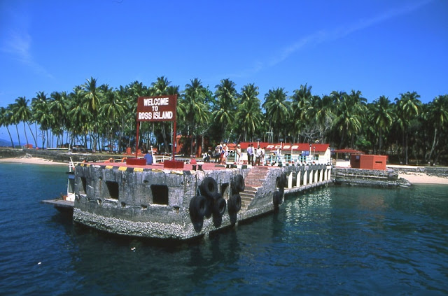 Ross Island, Best Places to visit in Andaman & Nicobar