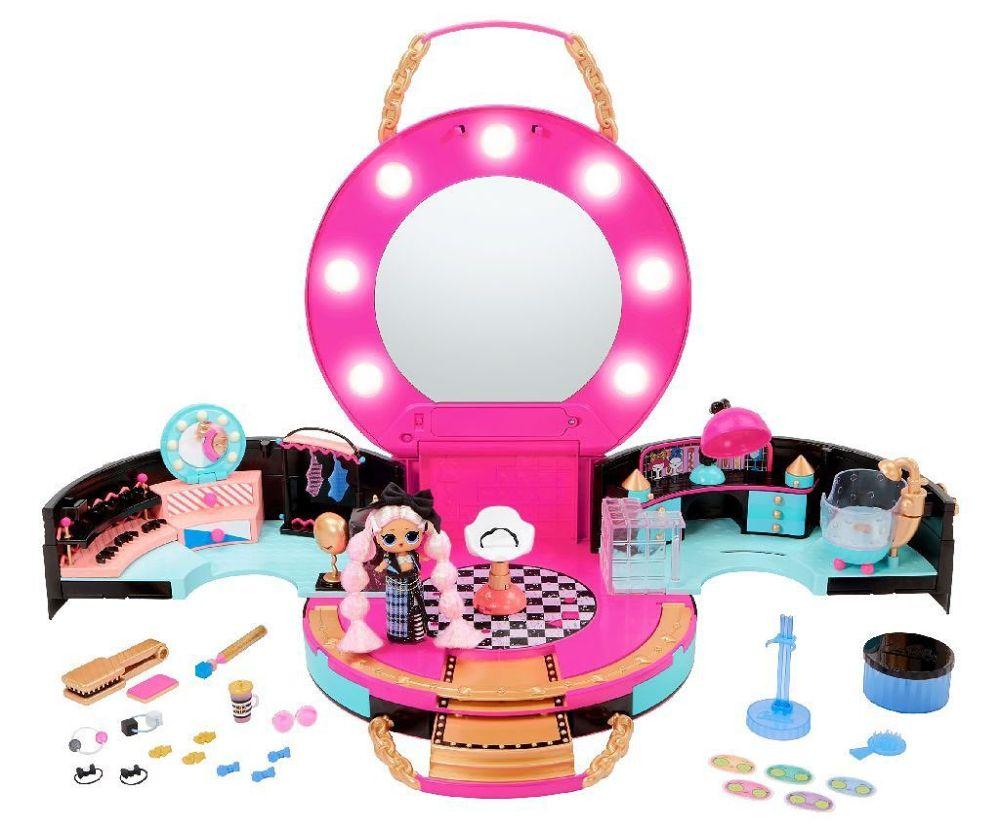 Новые игрушки салон красоты L.O.L. Surprise J.K. 2020