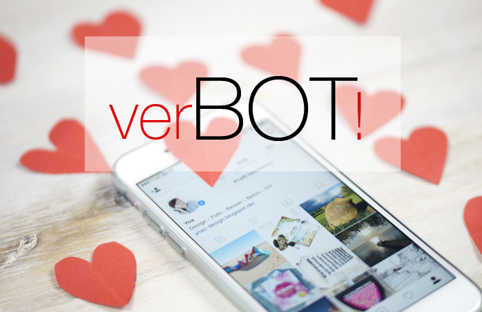 Ynas Design BLOG | bot - Finger weg!