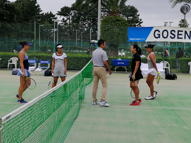 Aldila Sutjiadi Melaju ke Final Gosen Cup Swingbeach Int'l Ladies Open
