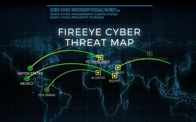 https://www.fireeye.com/cyber-map/threat-map.html
