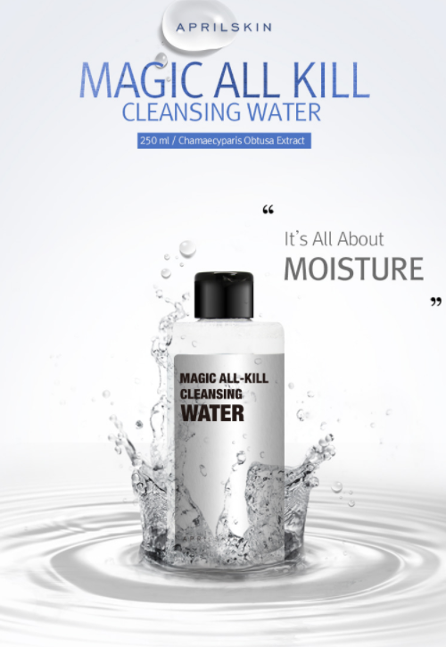 Magic All Kill Cleansing Water