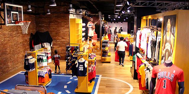 Novo espaço NBA Experience em Disney Springs Orlando