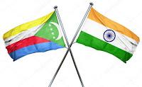 india comoros relations 2019