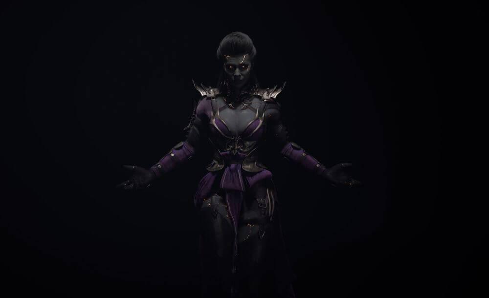 Mortal Kombat 11 Teases Sindel DLC