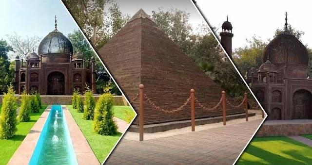 Waste to Wonder: The new tourist place in Delhi