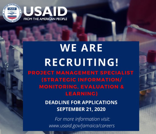 United States embassy in Jamaica is recruiting