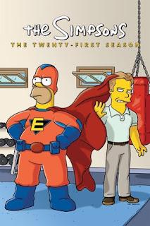 Los Simpsons Temporada 21
