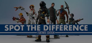 spot the difference fortnite quiz answers 100% score