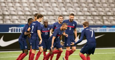 موعد مباراة منتخب فرنسا ومنتخب ويلز