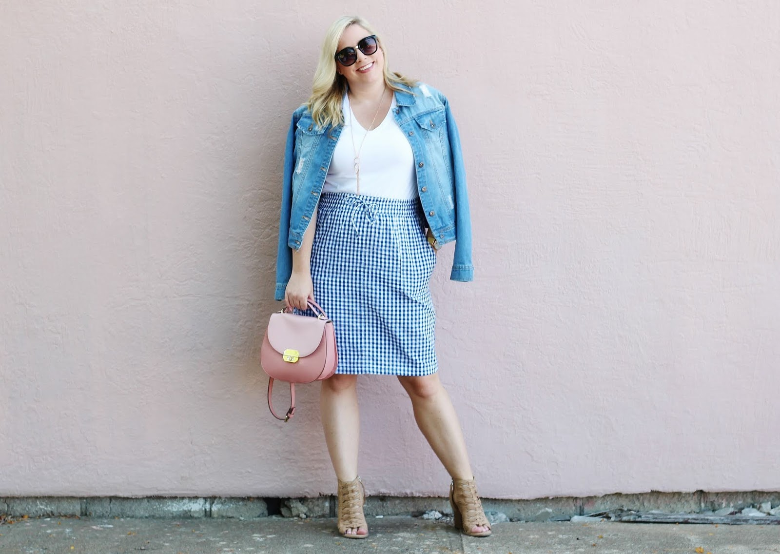 e55a86c697a7 Gingham + Summer Style