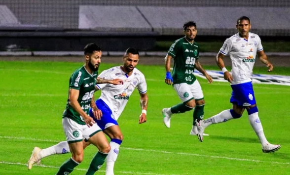 CSA e Guarani empatam na abertura da 4ª rodada da Série B