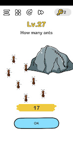 Brain Out Hitung Semut : brain, hitung, semut, Kunci, Jawaban, Brain, Level, Hitung, Semut, IlmuSosial.id