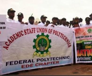 ASUP Shuts Down Nigeria  Polytechnics Nationwide