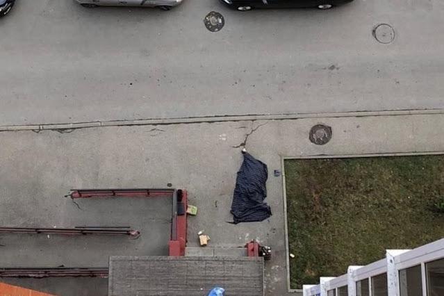 Многодетная мать, капитан полиции, выбросилась в Подольске из окна многоэтажки после ухода мужа из семьи