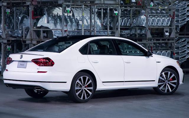 VW Passat GT V6 3.6 2018
