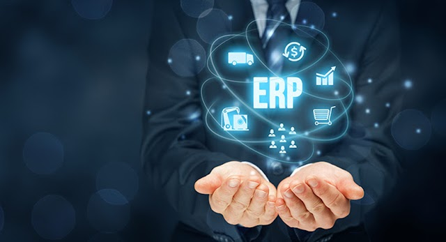 The 9 stages of ERP Implementation life cycle.