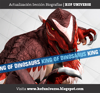 http://kofuniverse.blogspot.mx/2010/07/king-of-dinosaurs.html
