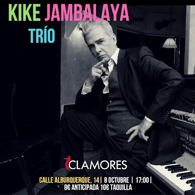 http://www.salaclamores.es/kike-jambalaya-trio/
