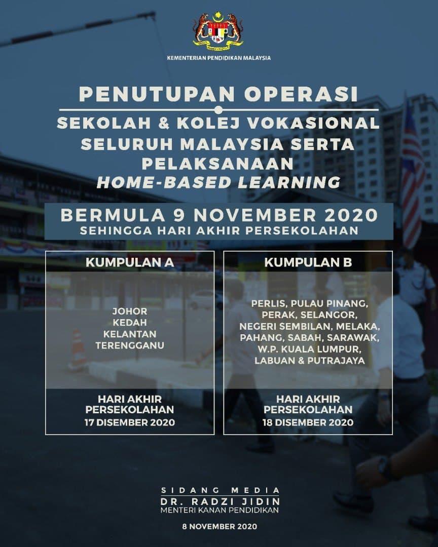 Smk Khir Johari Beranang Intipati Sidang Media Bersama Menteri Kanan Pendidikan