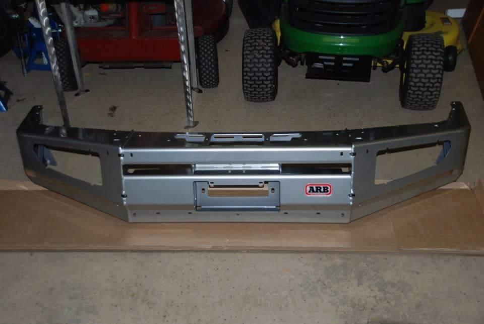 workshop pembuatan bumper arb