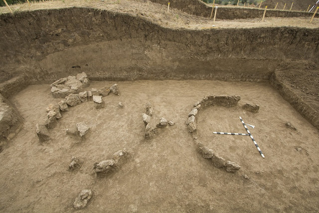 Burials dating to 4th millennium BC discovered during Aksay bypass construction in Rostov Region