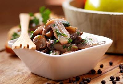 Mushroom Dietetic Foods