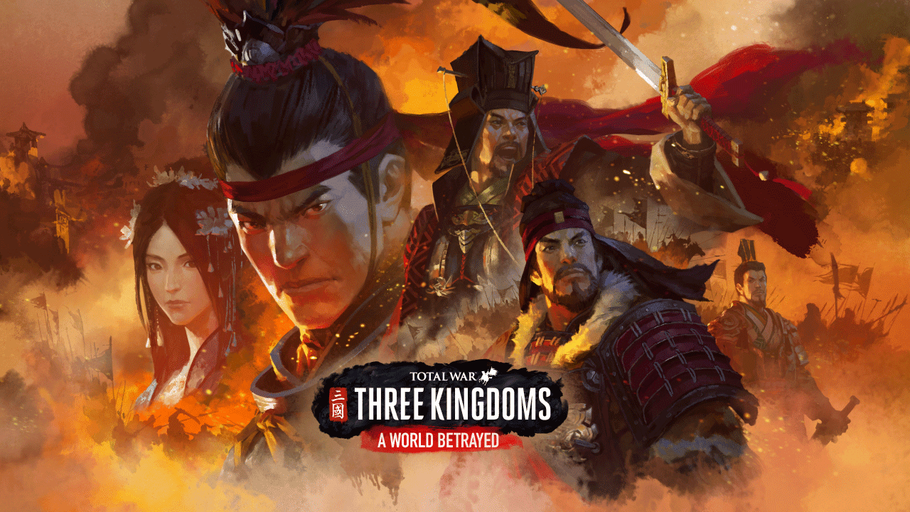 Total War: THREE KINGDOMS A World Betrayed Free Download