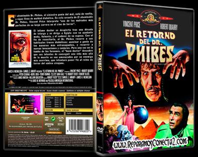 El Retorno del Dr. Phibes [1972] Descargar cine clasico y Online V.O.S.E, Español Megaupload y Megavideo 1 Link