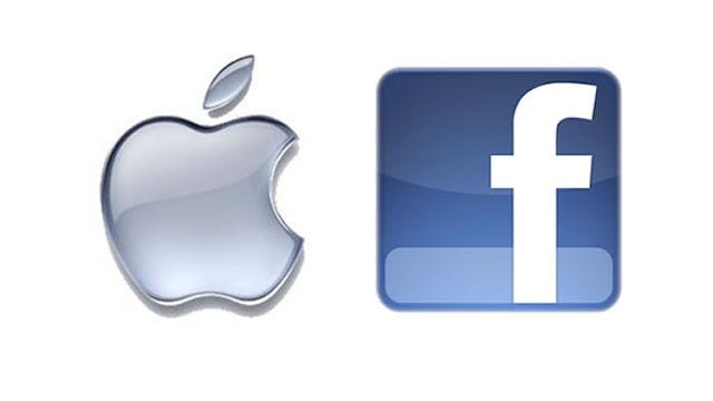 مشاكل قوية بين فيسبوك وابل والسبب تجارة البيانات
