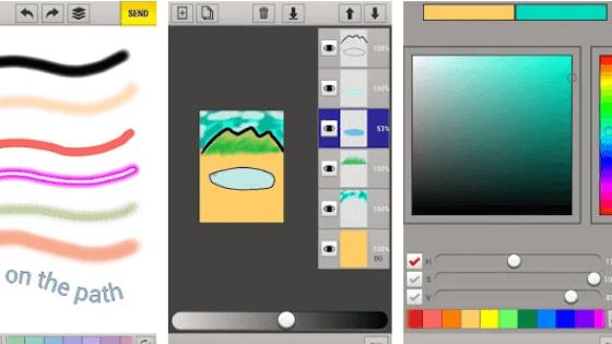 Aplikasi Sketch Master Terbaru