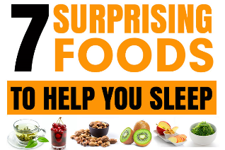 7 Foods That Will Help You Sleep Better, According to Science
