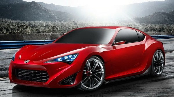 Conicelli.com: All-New Scion FR-S Coming Soon To Conicelli
