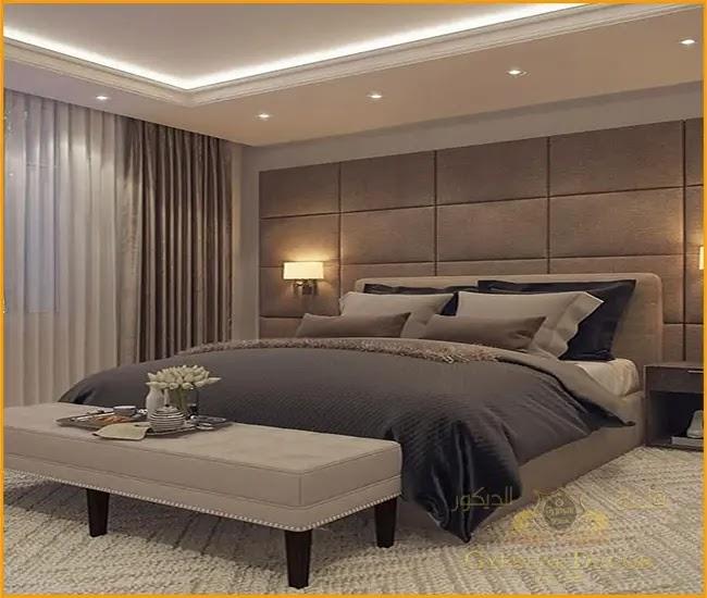 غرف نوم بسيطة وجميلة 2021؟