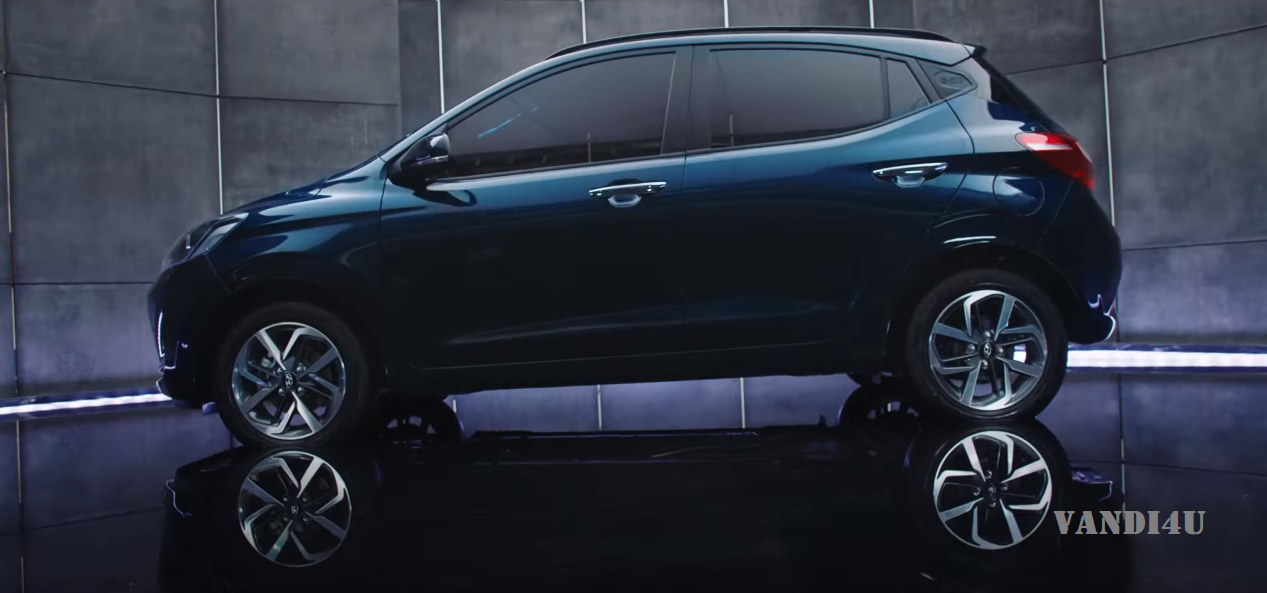 Hyundai Grand i10 Nios Revealed Ahead Of Launch | VANDI4U