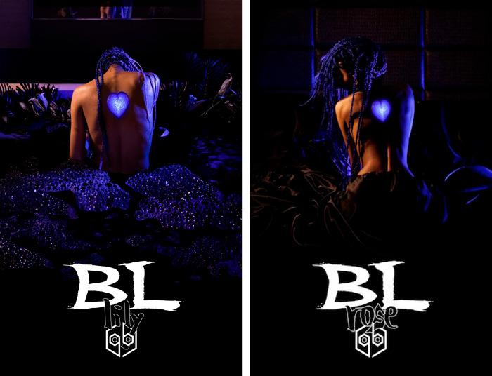 Ziyoou Vachi BL álbum - edición limitada Lily y Rose