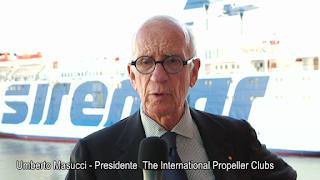 Il Cluster Marittimo riparte da Napoli con la Shipping Week
