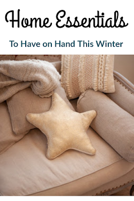 Home Essentials To Have on Hand This Winter