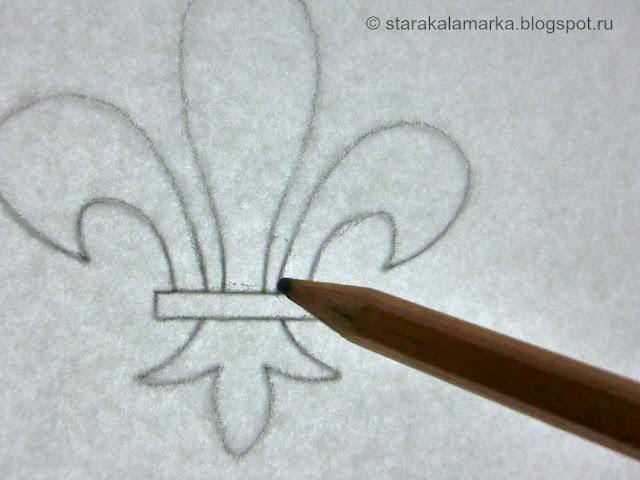 рисунок с компьютера на бумагу без принтера, как перевести рисунок, перевод рисунка на ткань
