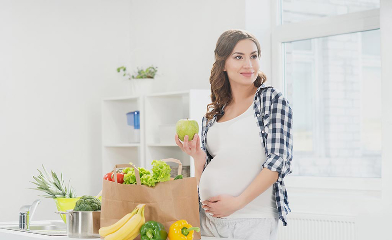 Pregnancy Beauty: Best Foods For Your Skin