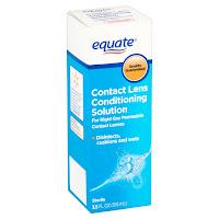 Chlorhexidine Gluconate contact lens